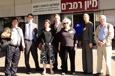 MPC's Klein-Schwartz Speaks at Joint American-Israel Medical Toxicology Conference
