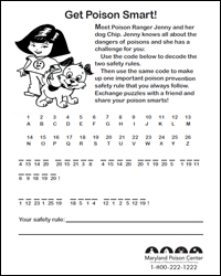 most poisonings are unintentional and preventable the activity sheets below are designed to make learning about poison prevention fun for children - Activity Worksheets For Kids