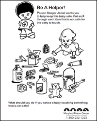 Printables Safety Worksheets For Kids activity sheets